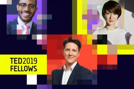 Ted2019 Fellows